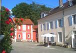 Hôtel Vesoul - Petit Château Armand Bourgoin-3