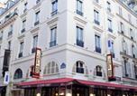 Hôtel 4 étoiles Paris - Best Western Plus Elysée Secret-3
