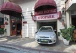 Hôtel Izmir - Oglakcioglu Park Boutique Hotel-3