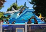 Camping avec Piscine Thueyts - Family des Issoux - Camping Paradis-4