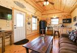 Location vacances Kerrville - God's Country Cabins - Faith-3