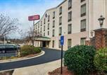 Hôtel Columbus - Comfort Suites Columbus State University Area-2