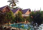 Location vacances Negombo - Negombo The Nature Villa and Cabanas-3