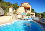 Location vacances Calonge - Holiday Home Bella Vista-1