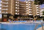 Hôtel Blanes - Hotel Blaumar-1