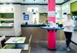 Hôtel Luxembourg - Ibis Styles Luxembourg Centre Gare-4