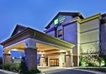 Hôtel Ardmore - Holiday Inn Express Hotel & Suites Durant-2