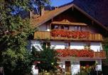 Location vacances Bad Heilbrunn - Gästehaus Faller-1