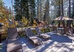Location vacances Homewood - Knotty Pine Cabin in North Lake Tahoe Home-2