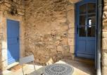 Location vacances Salavas - La Maison Bleue-3