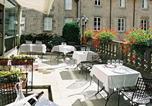 Hôtel Villegusien-le-Lac - Hôtel Le Cheval Blanc-1