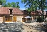 Location vacances Lanzac - Holiday Home La Bergerie De Saint Etienne Souillac-4