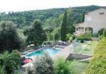 Hôtel Tornac - Résidence Les 3 Barbus-3