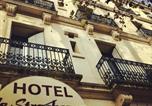 Hôtel Montpellier - Le Strasbourg Hotel-3