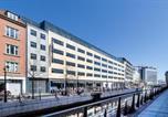 Hôtel Århus - Cabinn Aarhus-2