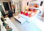 Location vacances Kathu - Bayshore Patong Wonderful Studio Apartment-1