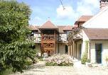 Hôtel Saint-Fargeau-Ponthierry - Le Clos Fleuri-1