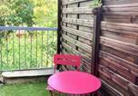 Location vacances Montauban - Appart proche gare + Parking , Impasse tranquille-4