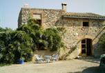 Location vacances Alforja - Holiday home in Partida les fonts with Mountain View-2