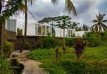 Villages vacances Payangan - Ubud White Cubes-1