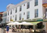 Hôtel Torremolinos - Hotel Cabello-1