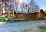 Location vacances Osorno - Acogedora Cabaña Cerca del Lago Ranco &quote;Roble&quote;-1