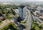 Location vacances Katowice - Penguin Rooms 3228-3