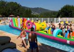 Camping avec Piscine Antibes - Camping Parc Bellevue-2