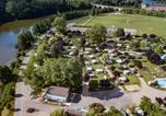 Camping  Acceptant les animaux Lorraine - Camping de la Moselle-2
