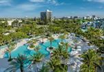 Hôtel Sunny Isles Beach - Jw Marriott Miami Turnberry Resort & Spa-2