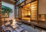Location vacances Kyoto - Kumo Machiya Imperial Palace Minami-1