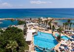 Villages vacances Larnaca - Golden Coast Beach Hotel-3