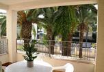 Location vacances Castell-Platja d'Aro - Apartaments Ocean Canada-2
