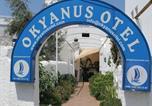 Hôtel Turquie - Okyanus Hotel-1