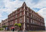 Hôtel Guadalajara - Hotel Morales Historical & Colonial Downtown Core-1