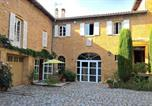 Hôtel Tarare - Le Clos des Pierres Dorées-2