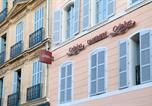 Hôtel Marseille - Odalys City Marseille Canebière-4