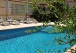 Location vacances Tautavel - Mas Grandiflora-1