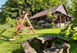 Location vacances Klanjec - Kuća Viola, traditional wooden house in Tuhelj-1