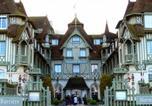 Hôtel Bagnoles-de-l'Orne - Haras de La Croix d'Argent-4