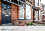 Location vacances Scalby - Beautiful Victorian Townhouse Great location close to The Beach and Peasholm Park with Free Parking Sleeps 9-2