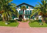 Hôtel Bord de mer d'Urrugne - Azureva Hendaye-3