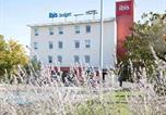 Hôtel Nègrepelisse - Ibis budget Montauban Les Chaumes-1