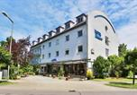 Hôtel Karlsruhe - Hotel Maurer-2