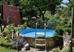 Location vacances Derenburg - Cozy Holiday Home with Swimming Pool in Blankenburg-1