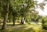 Camping avec Site nature Pujols - Camping Le Clos Bouyssac-3