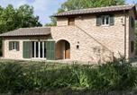 Location vacances Marciano della Chiana - Provincial Villa in Marciano Tuscany with Pool-1