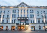 Hôtel Praha 2 - Hotel Beránek-1