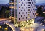 Location vacances Žilina - Vip apartment 17th floor top views-2