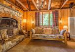 Location vacances Idyllwild - Twin Tree Cottage-4